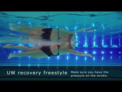 Freestyle drill - under water recovery thumbnail