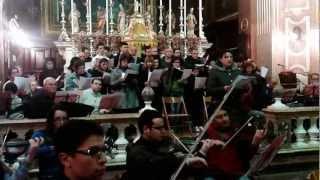CORO BEL CANTO singing Anima Christi directed by Marco Frisina Feb 2013