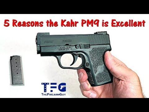 Op-Ed: Five reasons the Kahr PM9 is excellent