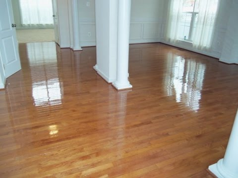 Laminate Flooring Vs Hardwood Floor Youtube