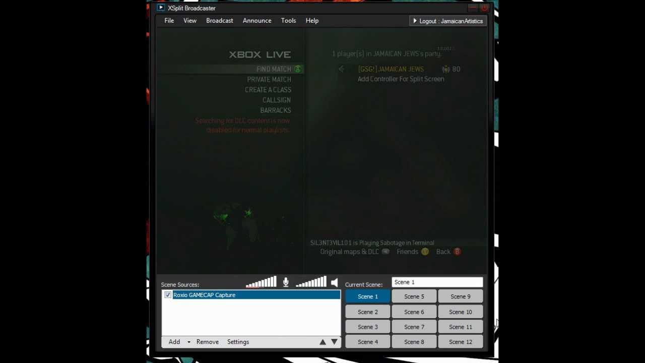 Upload Stream