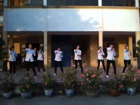 roly poly T-ara (dance cover) THPT Bach Dang,Thuy Nguyen,Hai Phong