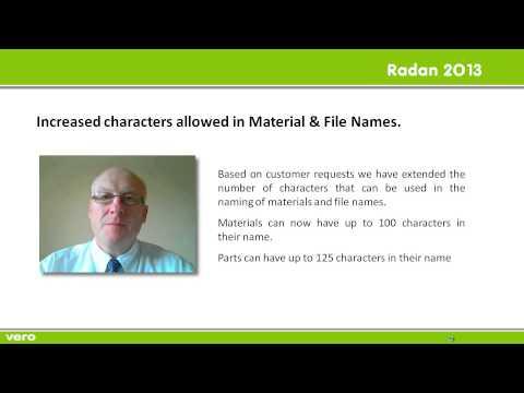 Material & File Names.