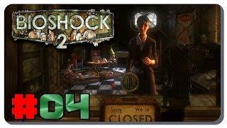 Bioshock 2 #04 - Tenenbaum - Let's Play on Linux