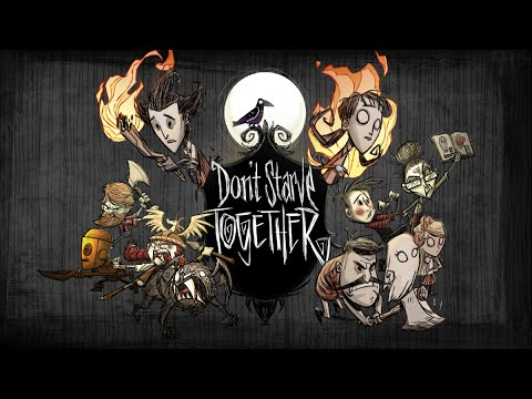 Don't Starve Together - first steps with WiseBRO