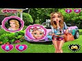 Ariana Grande Road Trip - Celebrities Dress up Games