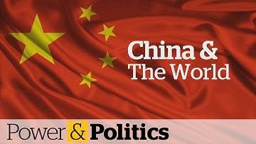 China's influence around the globe   Power & Politics