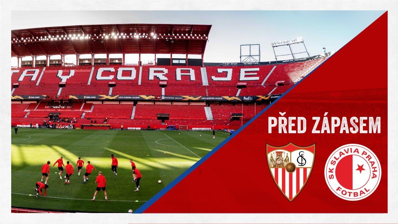 Slavia – Sevilla Image: Sevilla - Slavia - YouTube