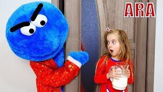 قصة مضحكة عن كوكي رجل سانتا كلوز