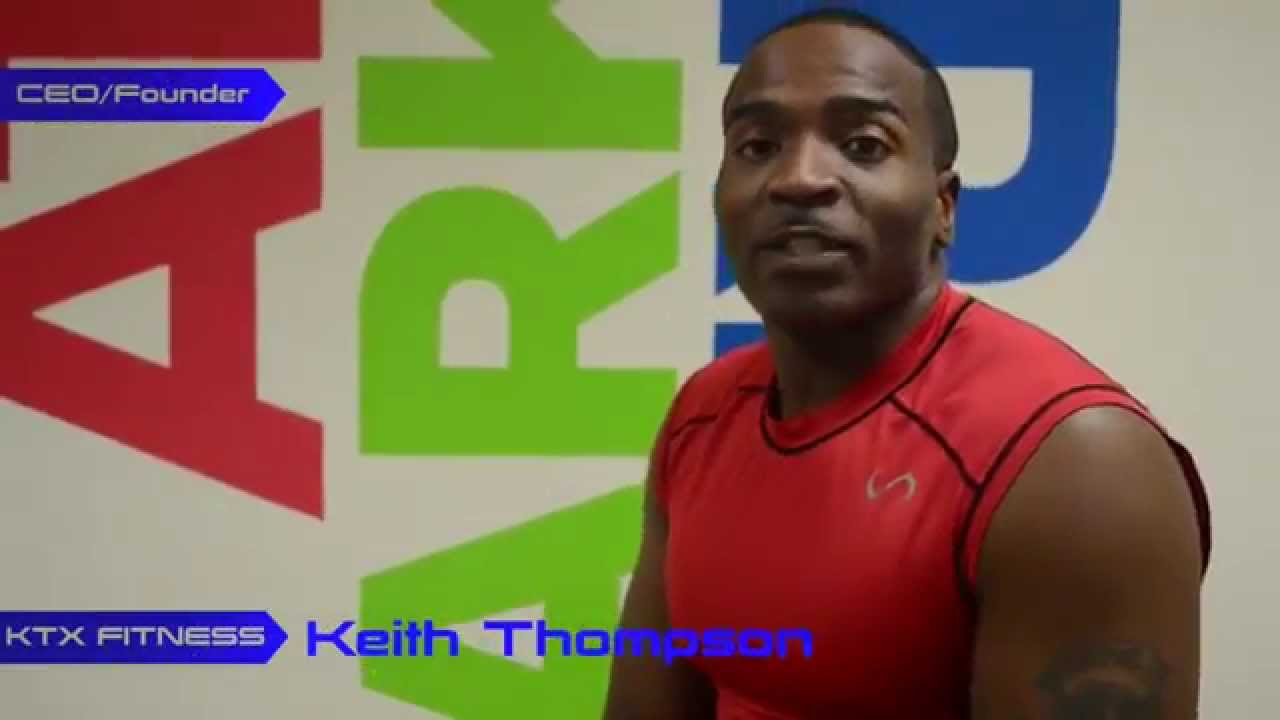 Image result for Keith Thompson of KTX Fitness