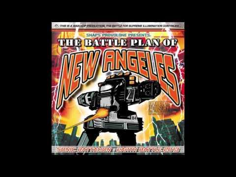 """""""The BATTLE PLAN of NEW ANGELES"""" - FULL ALBUM"""