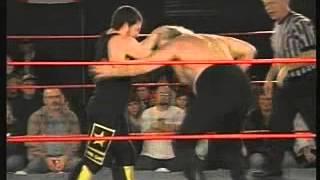 Carl Stiles vs. Chris Cane Southern Allstar Wrestling