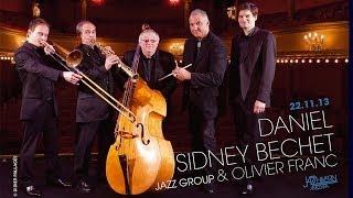 Concert Daniel Sidney Bechet & Olivier Franc Jazz Group - Andorra 04.04.2014
