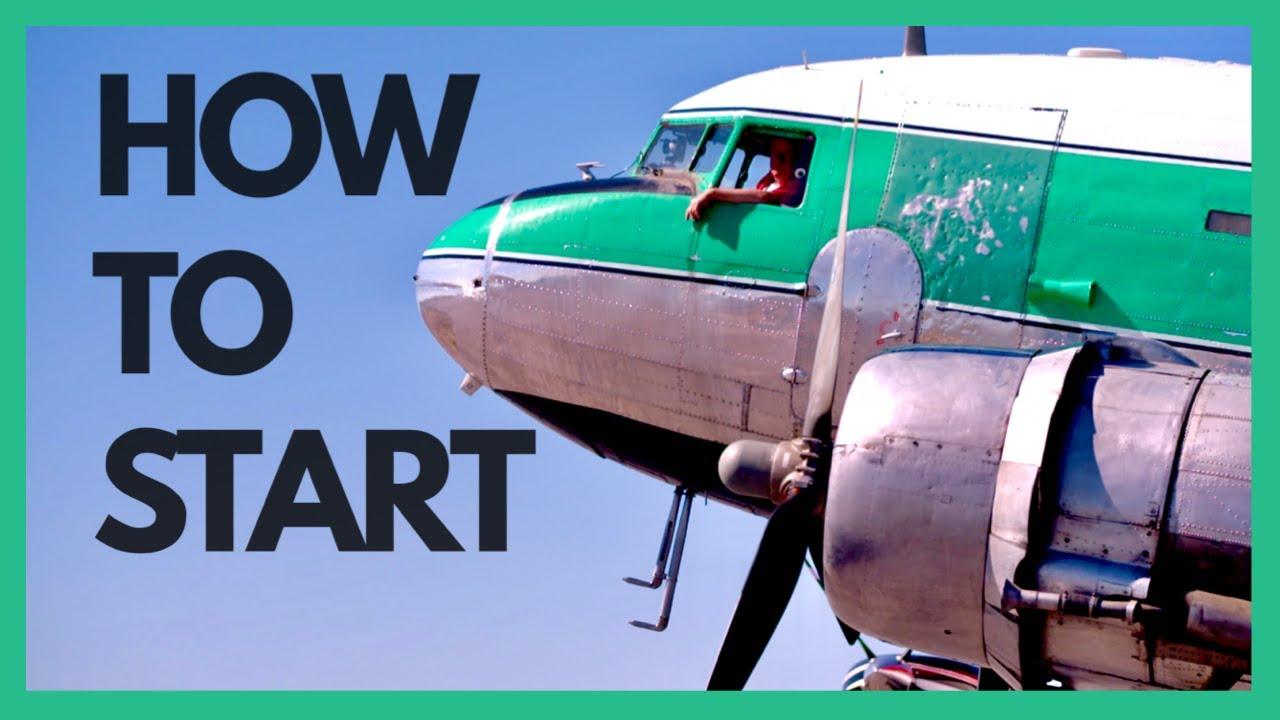 Starting Radial Engines with Buffalo Joe | DC-3 MASTER CLASS