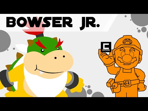 Tips, Tricks and Ideas with Bowser Jr. in Super Mario Maker