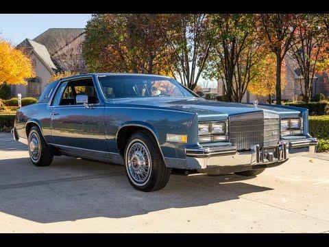 1985 Cadillac Eldorado For Sale - YouTube
