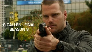 Ncis Los Angeles Final Scene Saison 3 - Callen Vs Caméléon