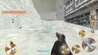 Winter Modern Survival World War FPS Shooting Game Android Gameplay