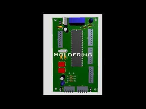 EEE 111 Mini Project (Introduction to PCB Fabrication and components assembly)