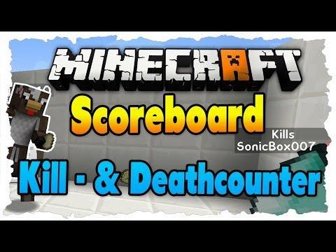 Scoreboard: Kill- & Death Counter...