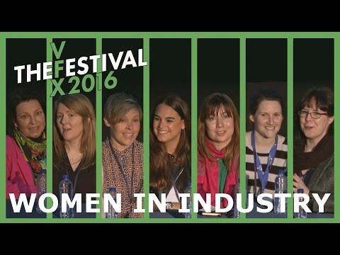 Women In Industry Panel - VFX Festival 2016 Talks
