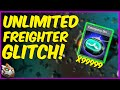 How to Get Unlimited Derelict Freighters | No Man's Sky Desolation Update Glitch 2020