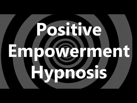 Positive Empowerment Hypnosis