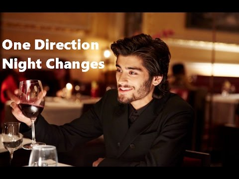One Direction - Night Changes (Lyrics and Pictures)