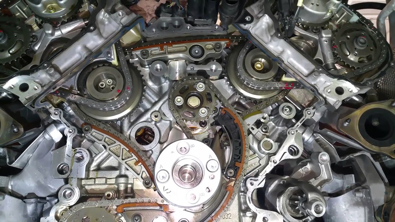 audi s4 a6 3 0t timing chain drive youtube 1999 audi a4 quattro engine diagram audi a4 audi engine diagram #2