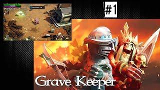 GRAVE KEEPER  przedpremierowo + KONKURS na 2 kody STEAM