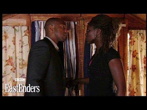 Lucas Murders Trina - EastEnders - BBC