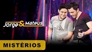 Baixar Jorge e Mateus - Mistérios - [DVD O Mundo é Tão Pequeno]-(Clipe Oficial)