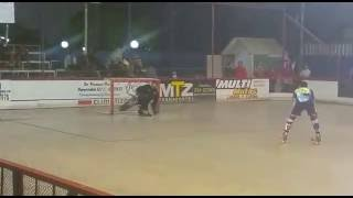 Hockey Sobre Patines - Acción de Leandro Bueno
