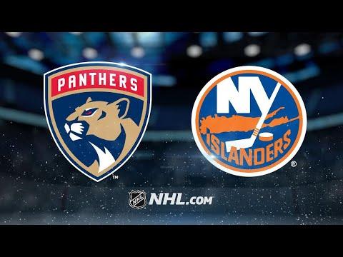 Reimer, Yandle power Panthers past Islanders, 3-0