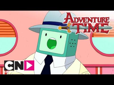 Време за приключения   Биймо търгува   Cartoon Network
