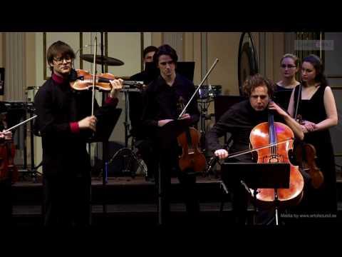 Ticciati, Arp & O/Modernt: Maskats 'Concerto Grosso'