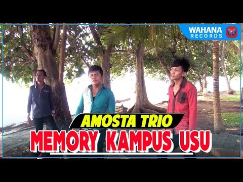 Amosta Trio - Memory Kampus USU [Lagu Batak Official Music Video]