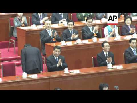 +4:3 China names new premier Li Keqiang