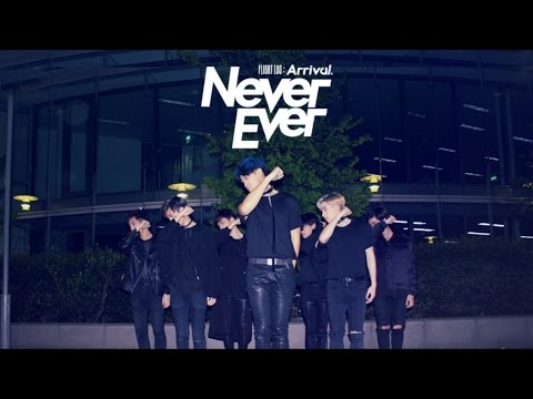 GOT7 (갓세븐) - Never Ever dance cover by RISIN' CREW from France