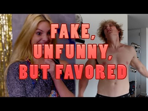 Thumbnail: THE YOUTUBE ELITE SUCKS! Awful Creators Favored by YouTube (Logan Paul & Lele Pons)