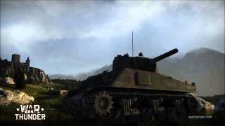War Thunder - Ground Forces - New tank sounds