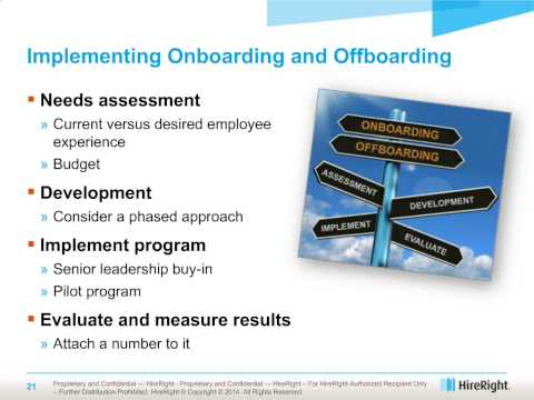 5 Things Every Company Should Include in Their Onboarding and Offboarding Programs