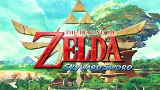 Zelda's Lullaby - The Legend of Zelda Skyward Sword 1 Hour Orchestral