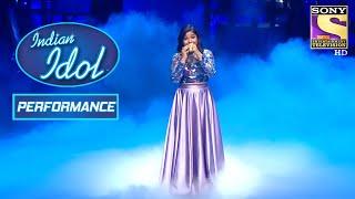 'Lag Ja Gale' पे Ankona ने दिया एक Magical Performance! | Indian Idol Season 11