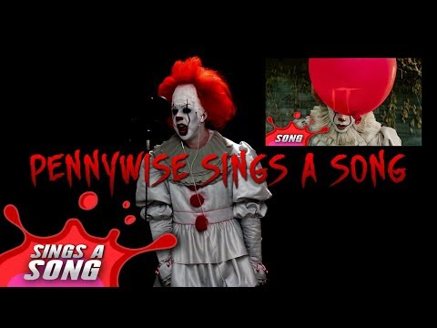 Pennywise Sings A Song In Real Life  One Take Recording