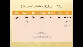 تعلم اللغة الإنجليزية ببساطة   الدرس الثاني   الضمائر