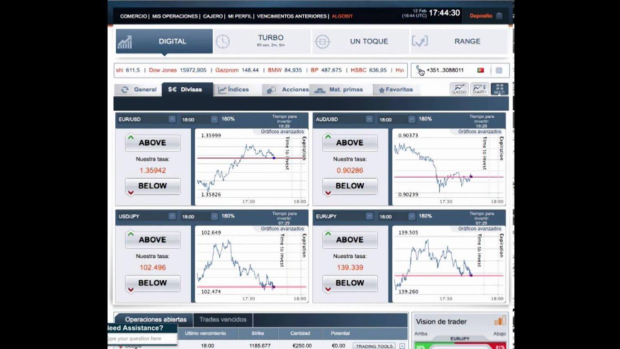 Set n forget trading system