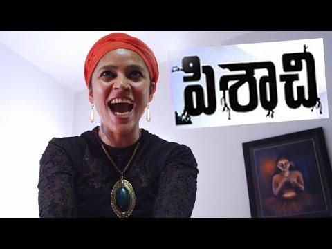 Pisachi Movie Teaser || Naga, Prayaga Martin || Sri Balaji Video