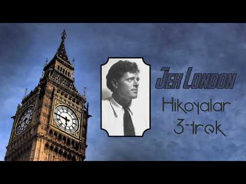 Jek London | Hikoyalar 3-trek | Audiokitob