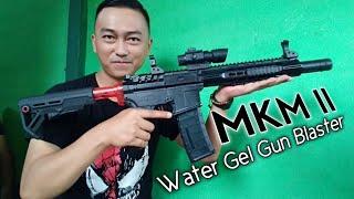 Download Mp3 Mkm Ii Water Gel Gun Blaster. Unboxing, Review & Tes Fps.